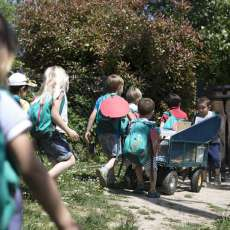 scuola all'aperto bologna - i passerotti